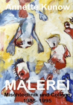 Katalog – Mischtechnik und Collagen – 1988- 1995 Werksverzeichnis
