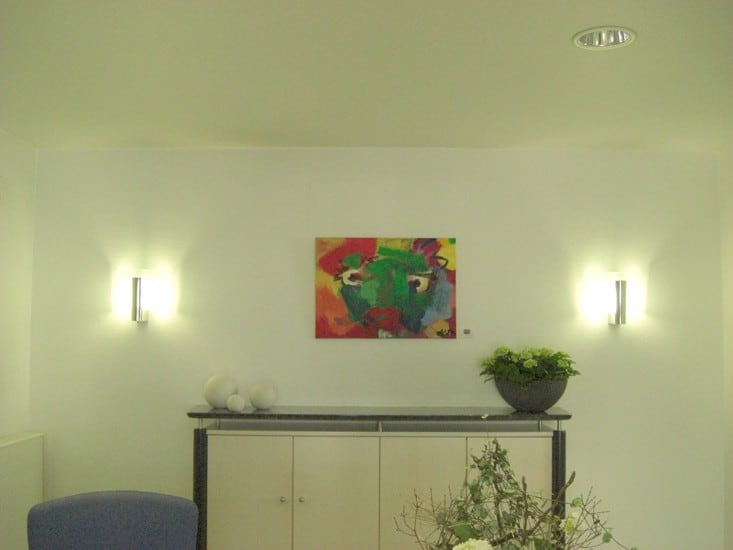 Malerei Ausstellung Freienohl 2009