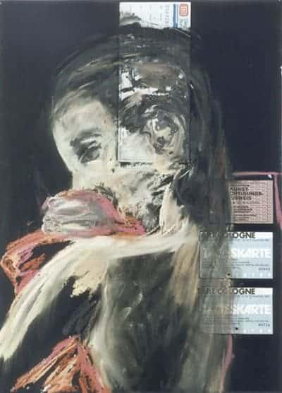 B044-87-Frau-mit-Handtuch-Art-Cologne-Pastell