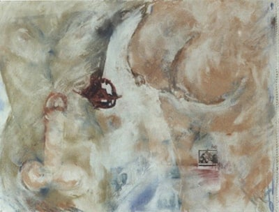 B050-87-Mann-und-Frau-Pastell