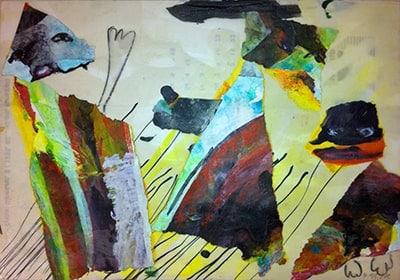 I045-1-99-Wilde-Bande-(De-)Collage