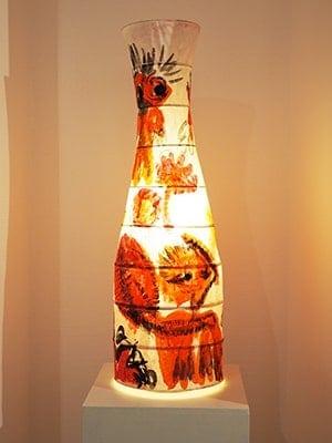 L052-06-Stehlampe-bemalt